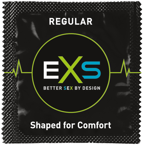 EXS Regular Condoms