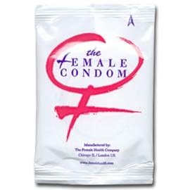 Femidom Condomd - 3 Pack