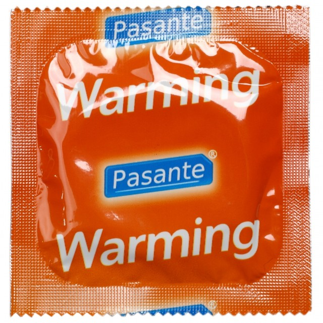 Pasante Warming Sensations Condoms